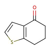 6,7-Dihydro-5H-benzo[b]thiophen-4-one