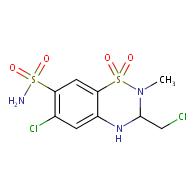 Methyclothiazide