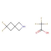 6,6-Difluoro-2-aza-spiro[3.3]heptane trifluoroacetate