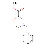 methyl 4-benzylmorpholine-2-carboxylate