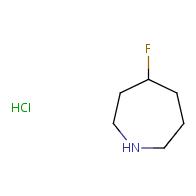 4-fluoroazepane hydrochloride