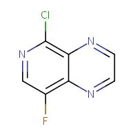5-Chloro-8-fluoropyrido[3,4-b]pyrazine