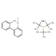 Chloro(tri-t-butylphosphine)(2