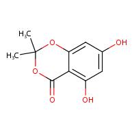 5,7-Dihydroxy-2,2-dimethyl-4-oxo-1,3-benzodioxane