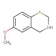 6-methoxy-3,4-dihydro-2H-benzo[e][1,3]thiazine