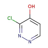 3-chloropyridazin-4-ol
