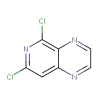 5,7-dichloropyrido[3,4-b]pyrazine