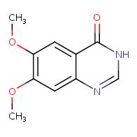 6,7-dimethoxy-3,4-dihydroquinazolin-4-one
