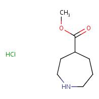 methyl azepane-4-carboxylate hydrochloride