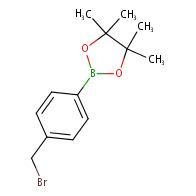 2-(4-(Bromomethyl)phenyl)-4,4,5,5-tetramethyl-1,3,2-dioxaborolane
