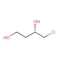 (3S)-4-chlorobutane-1,3-diol