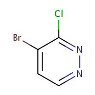 Pyridazine, 4-bromo-3-chloro-