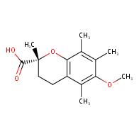 (R)-6-Methoxy-2,5,7,8-tetramethylchroman-2-carboxylic acid