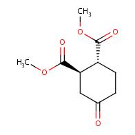 trans-4-oxo-1,2-cyclohexanedicarboxylic acid dimethyl ester
