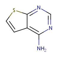 4-Aminothieno[2,3-d]pyrimidine