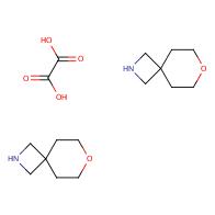 7-oxa-2-azaspiro[3.5]nonane hemioxalate