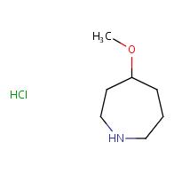 4-methoxyazepane hydrochloride