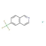 potassium trifluoro(isoquinolin-6-yl)borate