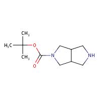 tert-butyl octahydropyrrolo[3,4-c]pyrrole-2-carboxylate