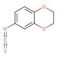 6-isothiocyanato-2,3-dihydro-1,4-benzodioxine