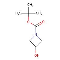 tert-butyl 3-hydroxyazetidine-1-carboxylate