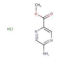 methyl 5-aminopyrazine-2-carboxylate hydrochloride
