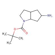 tert-butyl 5-amino-octahydrocyclopenta[b]pyrrole-1-carboxylate