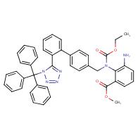 Benzoic acid, 3-amino-2-[(ethoxycarbonyl)[[2