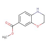 Methyl 3,4-dihydro-2H-benzo[b][1,4]oxazine-7-carboxylate