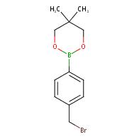 2-(4-(bromomethyl)phenyl)-5,5-dimethyl-1,3,2-dioxaborinane