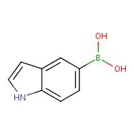 (1H-indol-5-yl)boronic acid