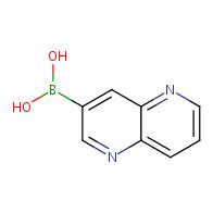 [1,5]naphthyridine-3-boronic acid