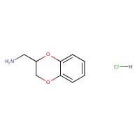 1,4-Benzodioxan-2-methanamine Hydrochloride