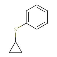 cyclopropyl(phenyl)sulfane