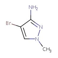 4-bromo-1-methyl-1H-pyrazol-3-amine
