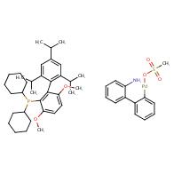 Methanesulfonato(2-dicyclohexylphosphino-3,6-dimethoxy-2