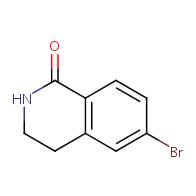 6-bromo-3,4-dihydroisoquinolin-1(2H)-one