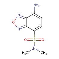 7-Amino-N,N-dimethylbenzo[c][1,2,5]oxadiazole-4-sulfonamide