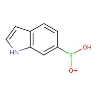 1H-indol-6-yl-6-boronic acid