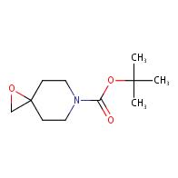 tert-butyl 1-oxa-6-azaspiro[2.5]octane-6-carboxylate