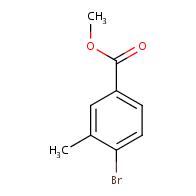 methyl 4-bromo-3-methylbenzoate