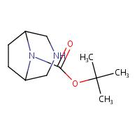 tert-butyl 3,8-diazabicyclo[3.2.1]octane-8-carboxylate