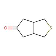 hexahydro-1H-cyclopenta[c]thiophen-5-one