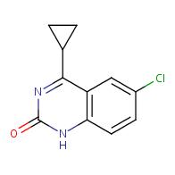 6-chloro-4-cyclopropylquinazolin-2(1H)-one