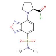 (S)-1-(7-(N,N-Dimethylsulfamoyl)benzo[c][1,2,5]oxadiazol-4-yl)pyrrolidine-2-carbonyl chloride