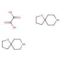 1-oxa-8-azaspiro[4.5]decane hemioxalate