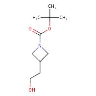 TERT-BUTYL 3-(2-HYDROXYETHYL)AZETIDINE-1-CARBOXYLATE