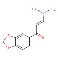 1-(Benzo[d][1,3]dioxol-5-yl)-3-(dimethylamino)prop-2-en-1-one
