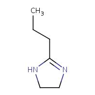 2-Propyl-4,5-dihydro-1H-imidazole