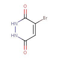 4-Bromo-1,2-dihydropyridazine-3,6-dione